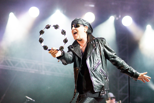 Veranstaltungsfotograf in Coburg, Konzertfot zeigt Scorpions