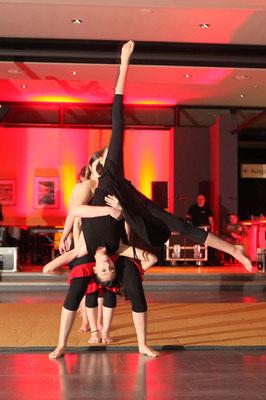 Eventfotograf für Sportlerball, Tänzer in Jena, Fotograf: Tom Wenig