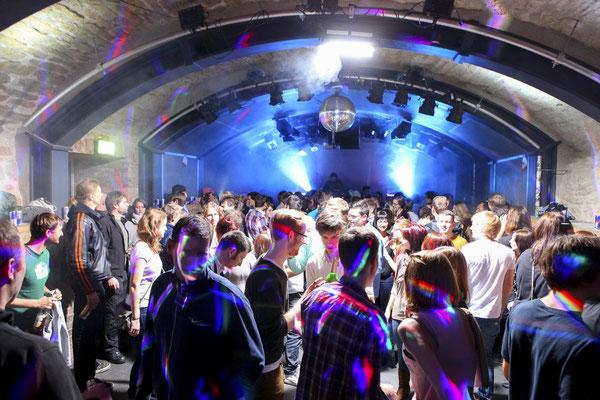 Eventlocation Rosenkeller Jena, Fotograf: Tom Wenig
