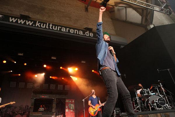 Konzertfotograf bei der Kulturarena Jena