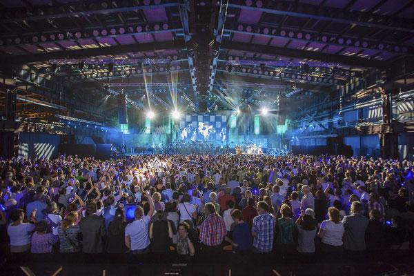 Eventhalle Göttingen, Fotograf: Tom Wenig