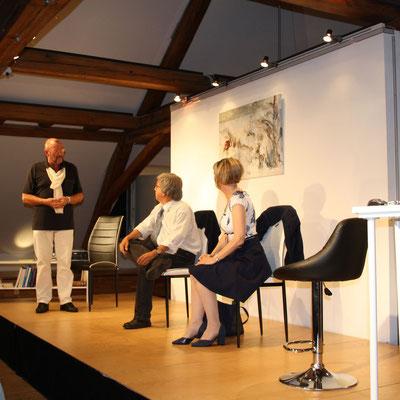 Die Wunderübung, Elke Schwald, Marcus Harm, Werner Berjak, Regie: Karl Johann Müller