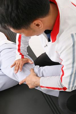 姿勢動作分析と機能評価