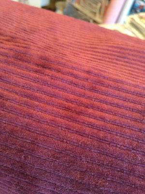 Nicky-Cord / Streifen-Jersey - cordähnlich aber sehr elastisch