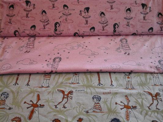 Tolle Designs von Susalabim - Ballettmädchen, Sterntaler, Diontraum