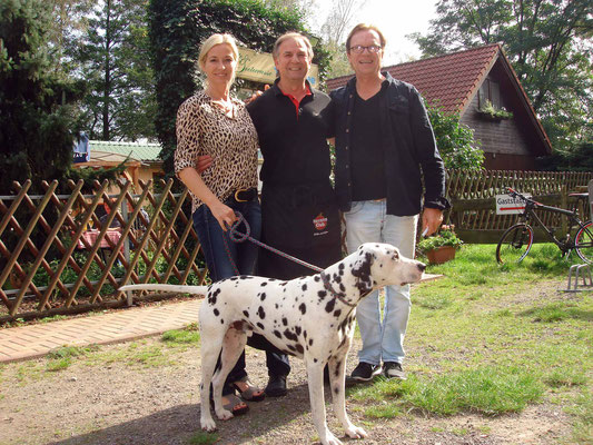Wolfgang Lippert & Frau Gesine