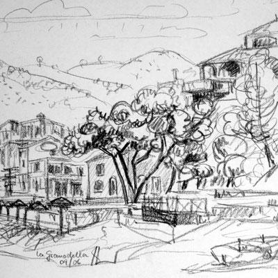 Granadella bei Javea Spanien