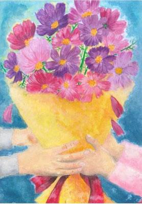 早川 もも 『お母さんへの花束』