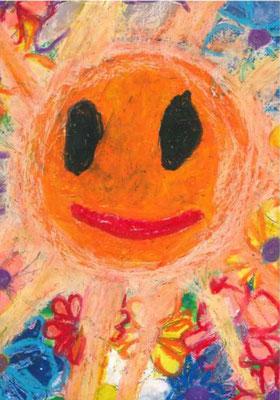 古谷 千尋  『アネモネに囲まれた太陽』