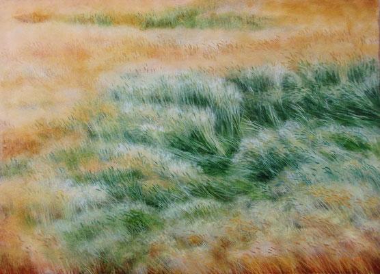 麦の風 作品サイズ:F4