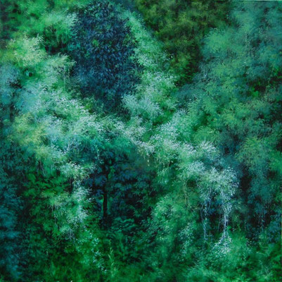 精霊の森 270mm×270mm