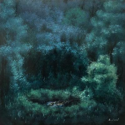 樹幹の夢 作品サイズ:S3