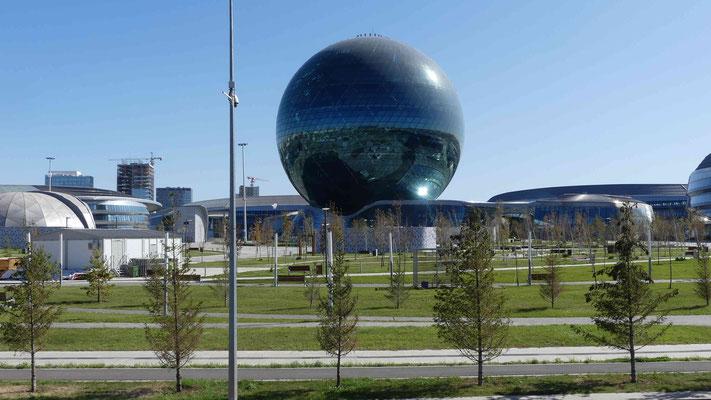 Astana -die Hauptstadt von Kasachstan