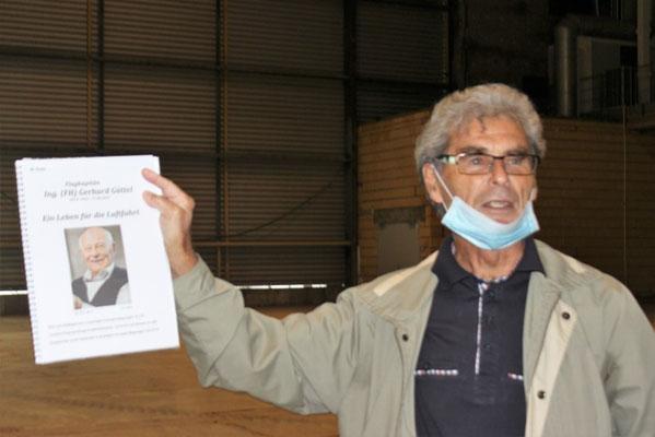 Manfred Peetz präsentiert seine Dokumentation zur '152'