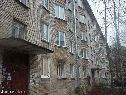 Фасад дома Хохлова 17