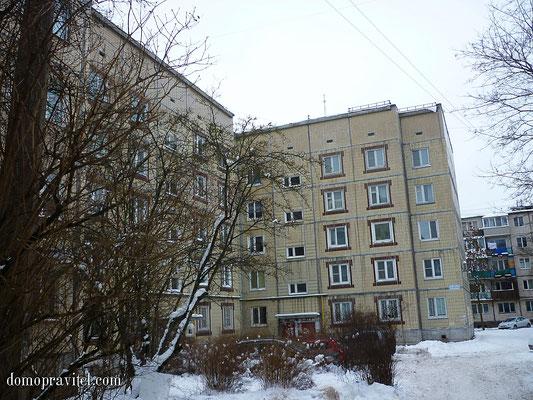 Гатчина, Киргетова 15 А
