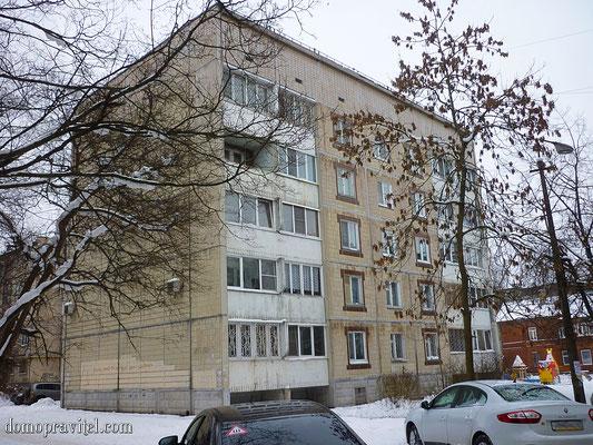 Киргетова 15 А в Гатчине