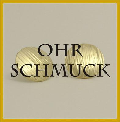 Ohrschmuck Masswerk Goldschmiede Konstanz