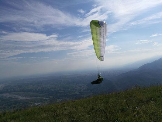 Paragliding Austriafly in Meduno