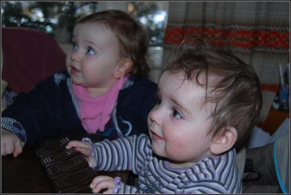 Joelle und Laura