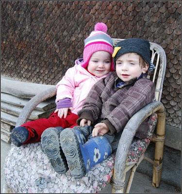Lars und Joelle