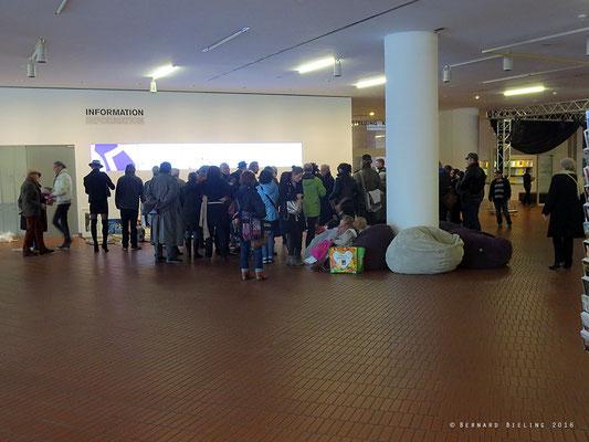 Art Deposit Box Project, Cologne 2016