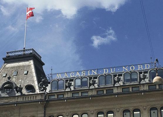 Varehuset Magasin i København (DK)