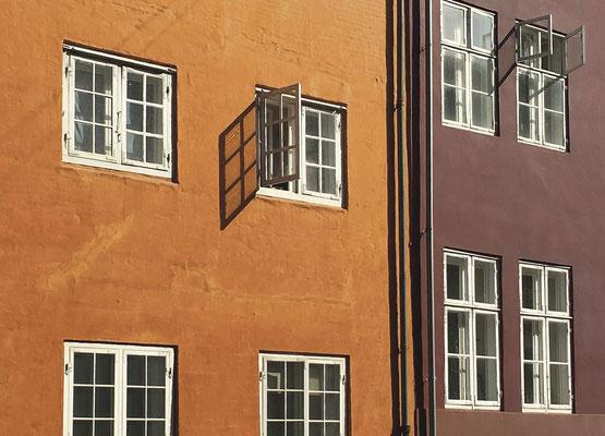 Facade i København (DK)