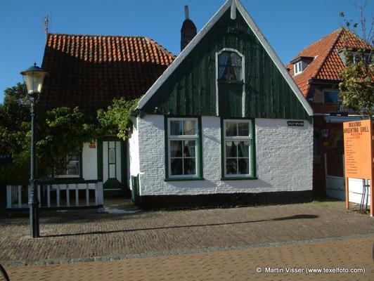 Texels huisje Oudeschild
