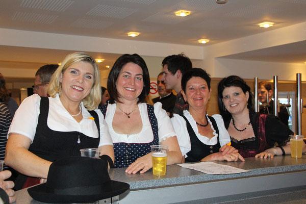 Lisi, Barbara, Barbara und Nicole