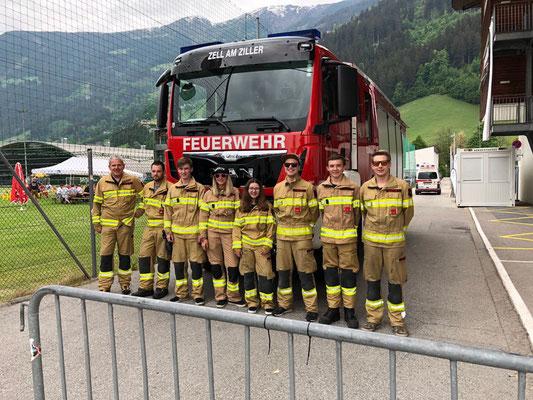 Brandsicherheitswache Samstag Nachmittag