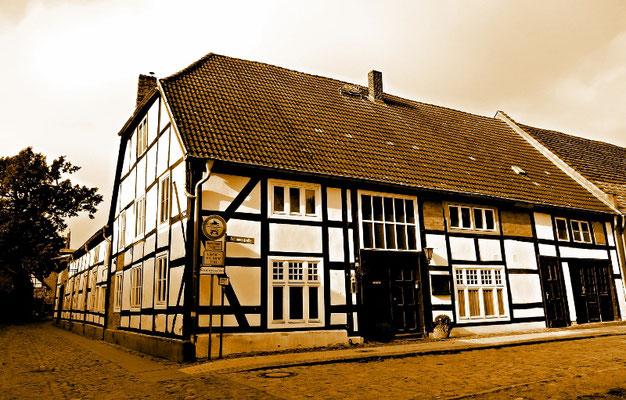 Fachwerkhaus Stargarder Tor
