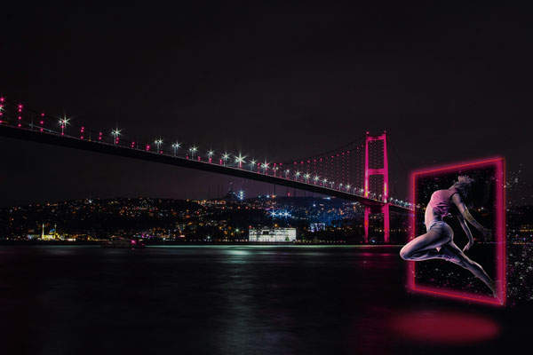 Bosphorus Fly Girl