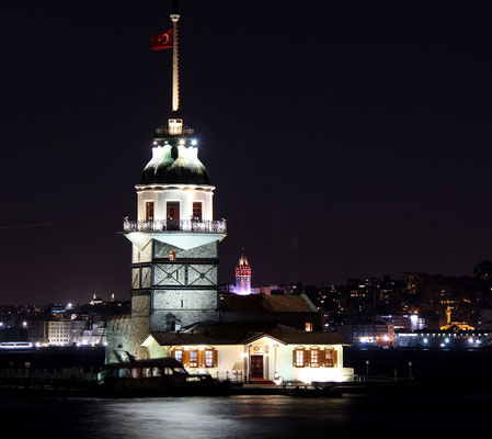 The Maiden's Tower - Istanbul