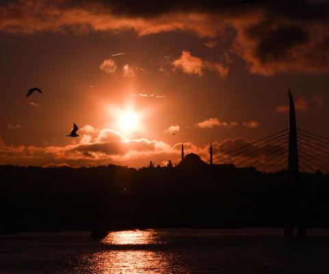Galata Köprüsü - Istanbul