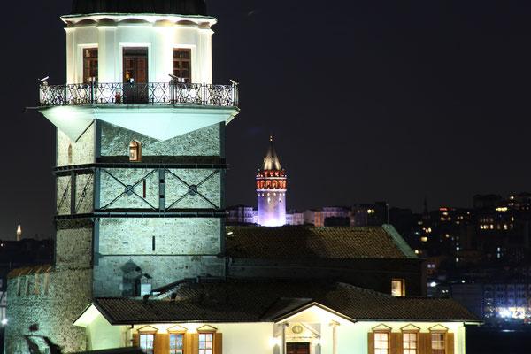 Kız Kulesi / Galata Kulesi