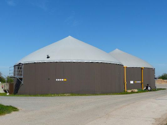 Biogasanlage - Hof Schmidt Geel