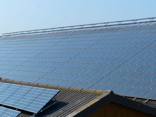 Photovoltaikanlage - Hof Schmidt Geel