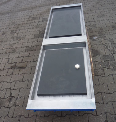 MOULD FOR PANELS