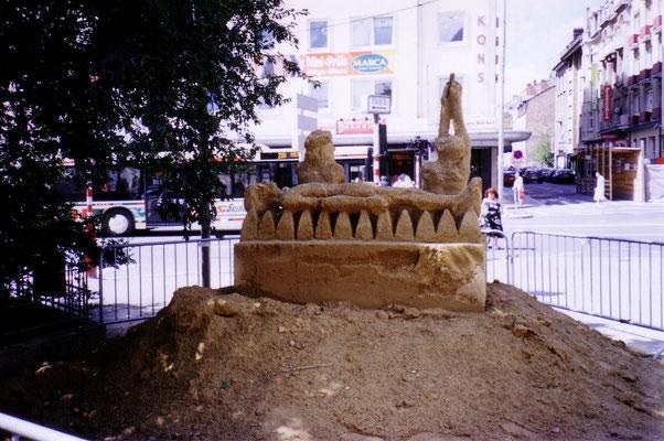 Fakir. Luxemburg. 2006