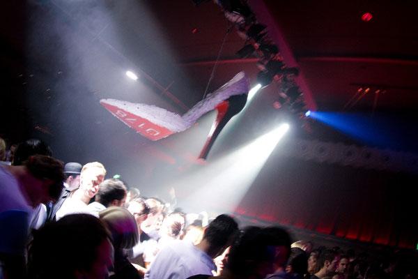 Kreation eines High Heel zur 5 Jahr Jubiläum Party von Ü178 2012