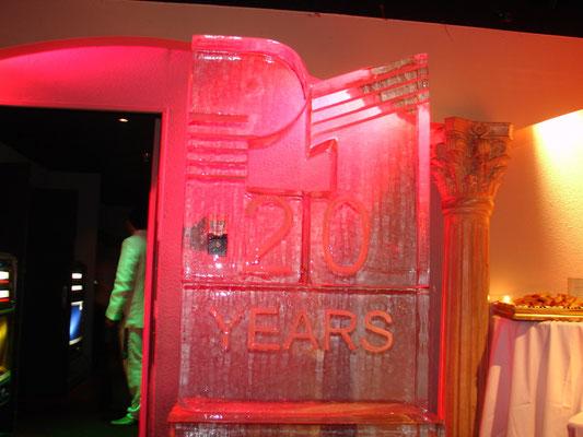 20 year anniversary of P1 Club Zurich. 2006