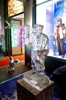 Och Sport 175 year anniversary. 2012 Bahnhofstrasse Zürich