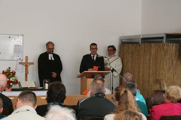 Ökumenischer Gottesdienst am Sonntag