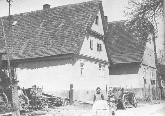 Unterdorf (Dürrenbüchiger Str. 24 - Fahrer)