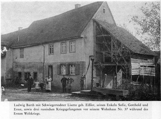 Bauernhaus (ehemals Dürrenbüchiger Str. 37)