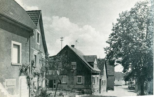 Dürrenbüchiger Str. 52 in den 70igern