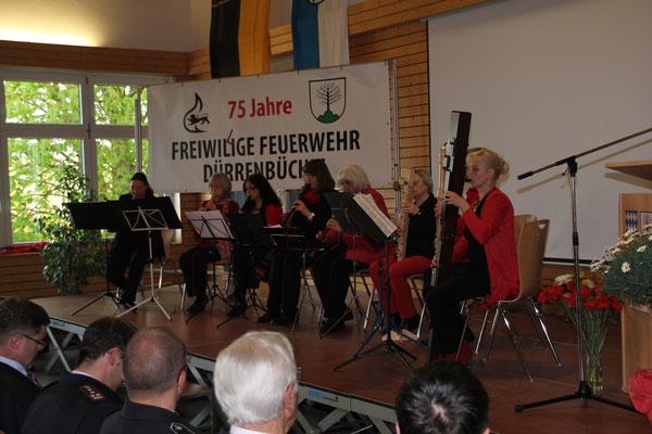 Ehrenabend: Musikalische Umrahmung mit Picobella