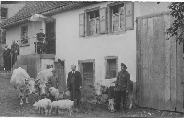 Bauernhaus (ehemals Dürrenbüchiger Str. 27)