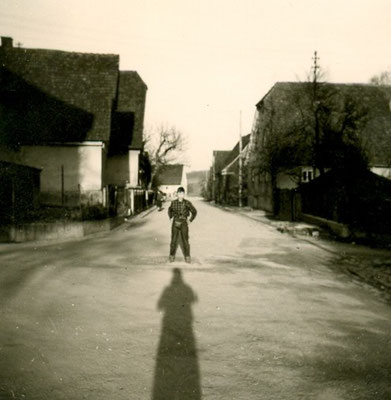 Dorfmitte und Unterdorf 1961